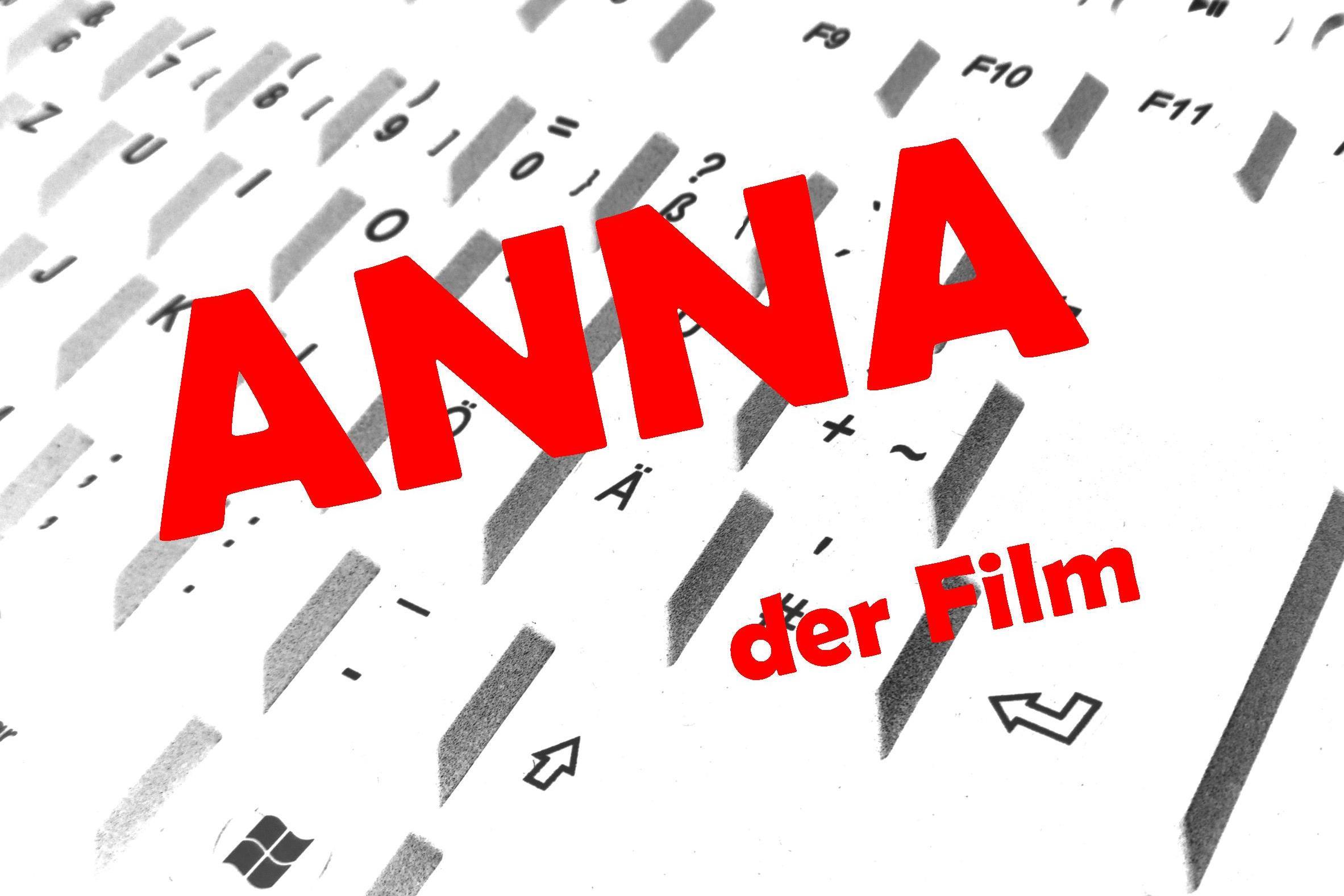 Filmplakat Anna