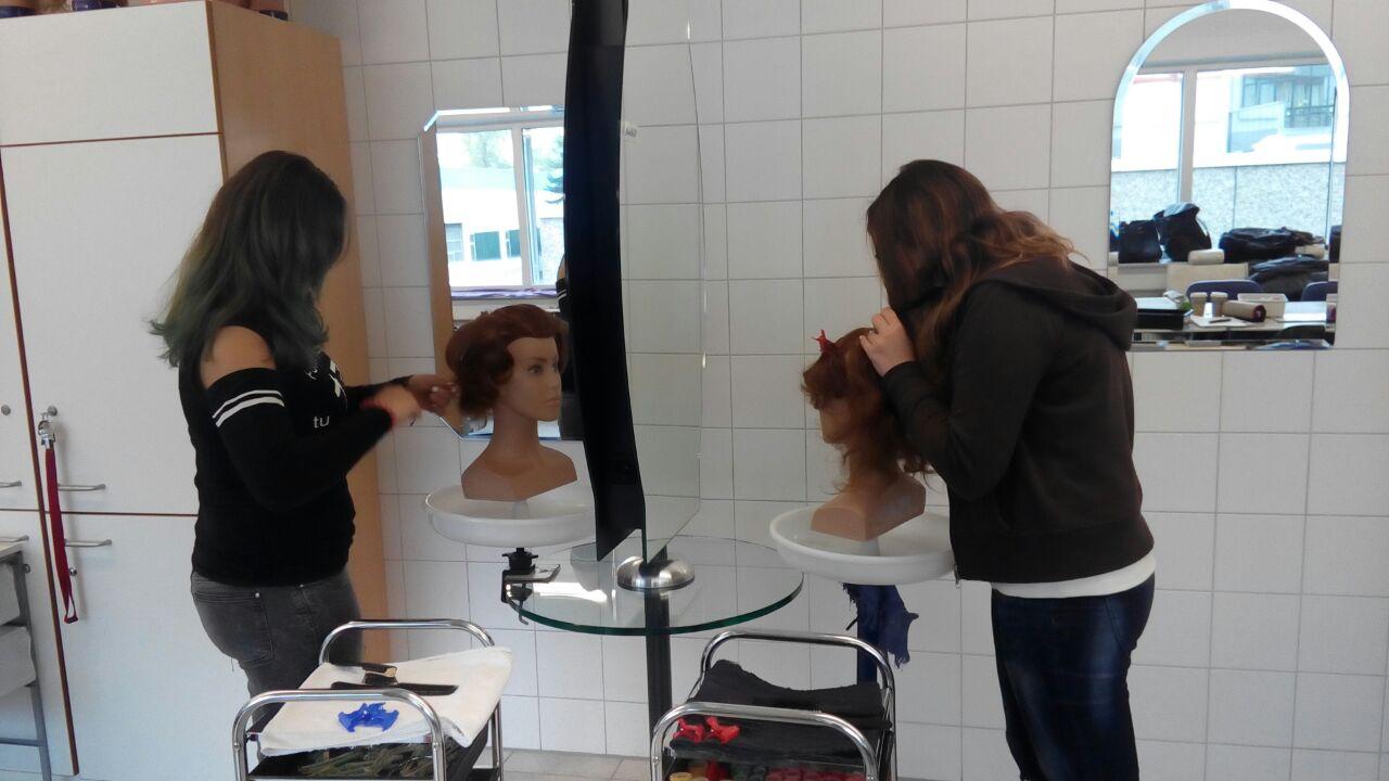 Friseur Kosmetik